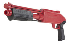 JT Splatmaster Z200 Shotgun Red