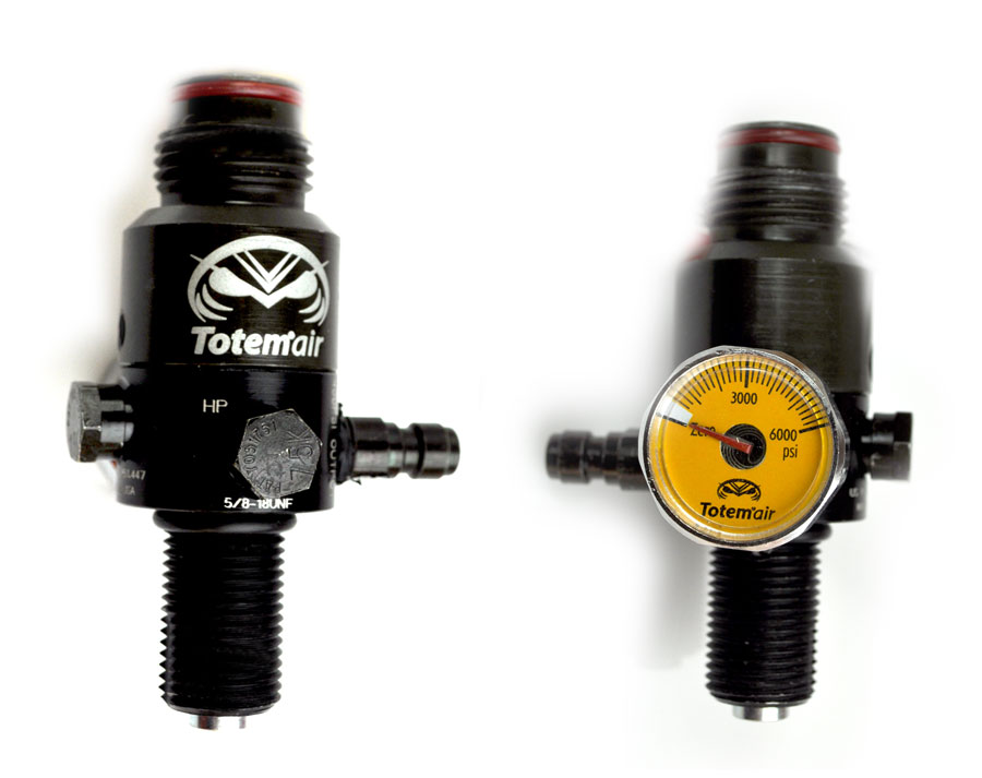 Totem Air High Pressure Preset 4500psi