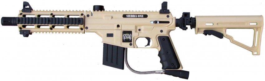 TPN Sierra One Tan