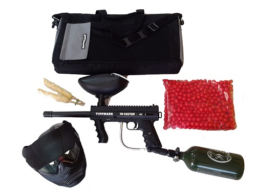 Tippmann 98 Custom PS Mega Package