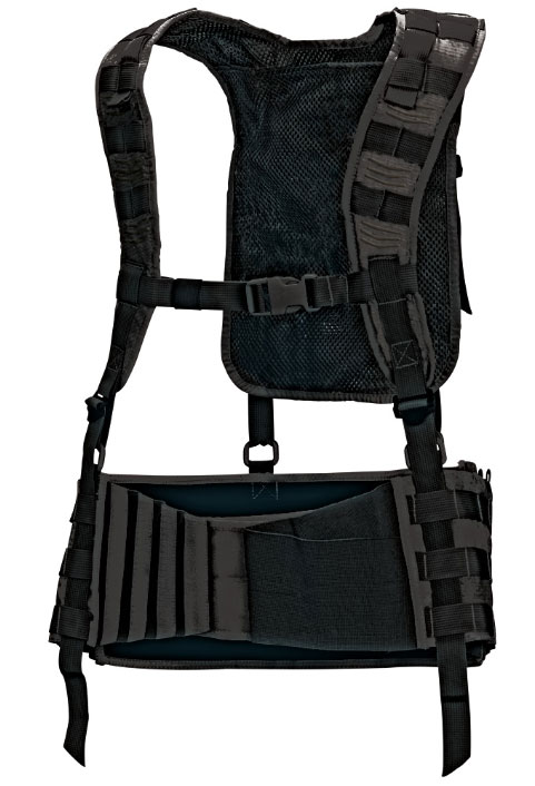 Dye Tactical Harness