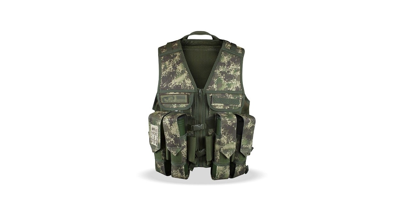Eclipse Tactical Load Vest HDE Camo